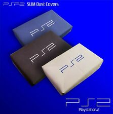 Original Playstation 2 Slim(Horizontal) duck cloth canvas dust cover