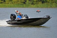 New listing Bass Tracker 175 . 60 Hp .Only 118 Hours