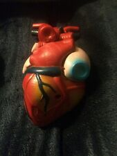 Antique Vintage Denoyer Geppert Anatomy Model Heart
