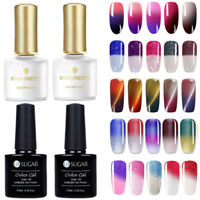 90colors Thermal Gel Nail Polish Color-Changing Soak Off Gel Varnish Born Pretty