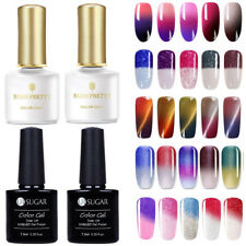 90colors Thermal Gel Nail Polish Color-Changing Soak Off Gel Varnish Born Pretty
