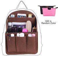 Backpack Purse Organizer Insert Multi Pocket For Mummy Coach Jansport Anello Mcm