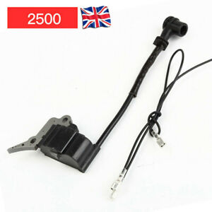 Ignition Coil Module Yard Garden Parts Fit For Chinese Chainsaw 2500 25CC UK