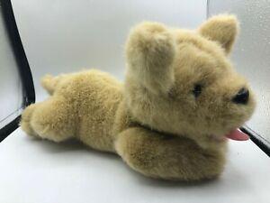 R Dakin Applause Brandy Golden Retriever Puppy Dog Plush Soft Stuffed Toy Animal