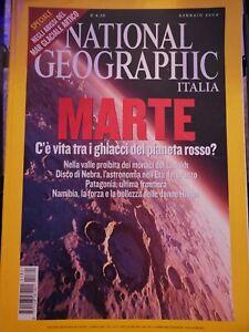 LOTTO NATIONAL GEOGRAPHIC ITALIA - 4 NUMERI