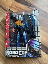 New NECA RoboCop Vs Terminator Series 2 Robocop Rocket Launcher Reel Toys 8-bit