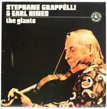 Stephane Grappelli, Earl Hines , The Giants   Vinyl Record/LP *USED*