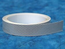 "Authentic 3M 3150A SOLAS Reflective Pressure Sensitive Tape 1""x6' Pinstripe"
