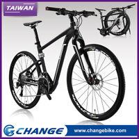 "Folding Bike 27.5inch Change  Shimano 27S lightweight 11.5kg DF-811K Size 17"""