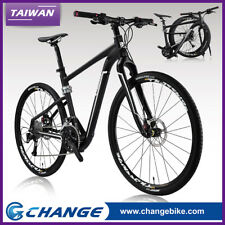 Folding Bike 27.5inch Change  Shimano 27S lightweight 11.5kg DF-811K Size 17""