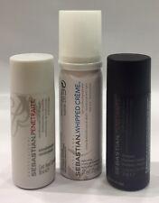 Kit Sebastian : Whipped Creme 27ML + Shampoo Penetraitt 50ML + Conditioner 50ML