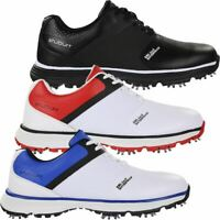 Stuburt 2019 Mens PCT Sport Lightweight Dri Back Waterproof Spiked Golf Shoes