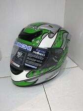 Takachi TK-100 Fullface Motorcycle Helmet - Last Remaining Stock, Size L