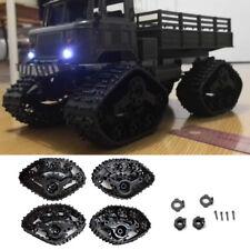 Für 1/16 WPL B14 C24 C14 Military Truck RC Auto Upgrade Gleis Räder Ersatz Teile