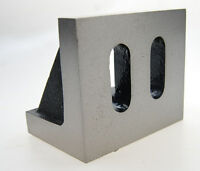 Small Angle Plate for Your Milling Machine Open Ended
