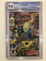 Ghost Rider #v2 #27 CGC 9.6 - Jim Lee cover 1992
