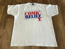 New listing Xl - Vtg 1992 Comic Relief V Host Robin Williams Single Stitch 90s T-Shirt Usa