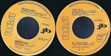 DISCO 45 GIRI    Toby Beau / Solar Flare – My Angel Baby / Boogie Fund  JB