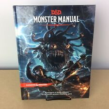 D&D Dungeons and Dragons Monster Manual 5th Edition FREE SHIPPING!!
