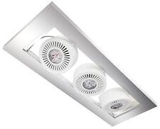 OSRAM 73237 TRESOL Trio LED High Power Deckenleuchte Ceiling-lamp 3x4 5w Alu