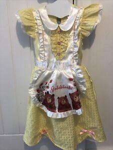 Goldilocks costume 5-6 Years