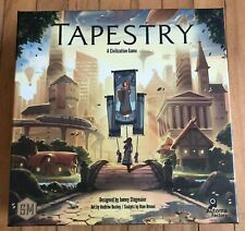 TAPESTRY - Stonemaier Games - new board game