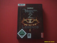 "PC DVD Rom  Neverwinter Nights 2 "" Legends"""