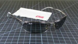 Ray Ban Sunglasses RB3179 Top Bar 003/11 63 15 - NO SCRATCHES