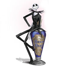 Tim Burton NIGHTMARE BEFORE CHRISTMAS Jack's Bone Dust Figurine NEW