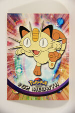 L003874 Pokemon Card - Meowth #52 - TV Animation Edition - ENG