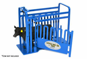 Little Buster 500237 1:18 Priefert Squeeze Chute