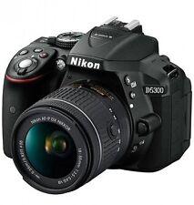 Refurbished Nikon D5300 Camera and 18-55mm AF-P VR Lens