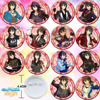 14PCS Anime Ensemble Stars Sakuma Rei Badge Itabag Pin Button Holiday Gift