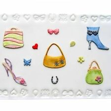 Shoes and Bags Confetti Patchwork Cutters  FAST NEXT DAY DESPATCH