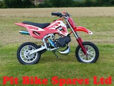New Mark 1 Mini Dirt Bike 49cc Pocket Bike. Minimoto. Red
