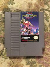 Double Dragon II 2 : The Revenge (Nintendo Entertainment System, 1990) AUTHENTIC