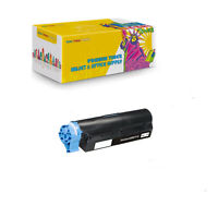 Compatible 45807110 Black EXHY Toner Cartridge for Okidata B432dn MB492 MB562w