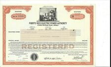 PUERTO RICO ELECTRIC POWER AUTHORITY....1984 POWER REVENUE BOND
