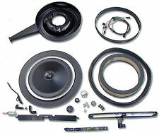 1969 Camaro Z 28 396 Cowl Induction Kit Complete Carb to Hood Show Quality