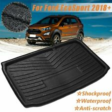 Rear Trunk Tray Cargo Boot Liner Floor Mat For Ford EcoSport 2018+ Waterproof