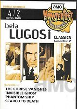 AMC Monsterfest: Bela Lugosi Classics Collection 2 (DVD)