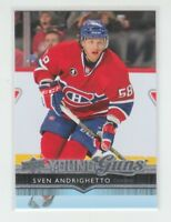 (71786) 2014-15 UPPER DECK SVEN ANDRIGHETTO #493 YOUNG GUNS RC