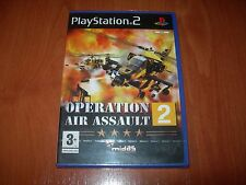 OPERATION AIR ASSAULT 2 PS2 (PAL ESPAÑA PRECINTADO)