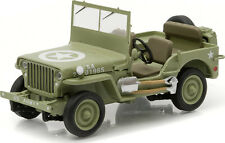 1/43 Greenlight 86228 -  1944 Military JEEP C7