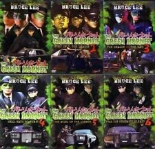 Green Hornet 66-67 TV Series Bruce Lee 26 Episodes-6 DVD Set The Original