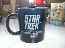 STAR TREK COLLECTIBLE COFFEE MUG 2011 CBS STUDIOS INC. IN GREAT CONDITION