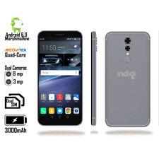 "NEW Ultra-Slim 4G 5.6"" QuadCore 2SIM Android SmartPhone + Fingerprint Unlocking"
