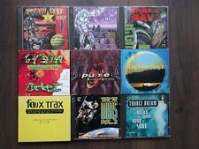 CD,Sammlung,Konvolut,Sampler,Techno,Trance - Energy Rave 1-3,Pulse,Brain Ticket
