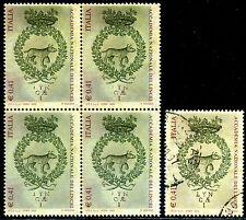 Repubblica Italiana 2003 Accademia dei Lincei F.T. 2678 ** varietà (m2467)