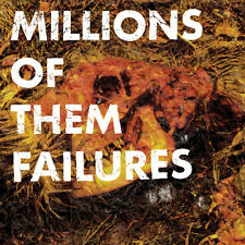 MILLIONS OF THEM failures LP preorder yellow vinyl NEW